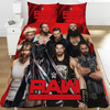 WWE - Raw Vs Smackdown Reversible Duvet (Double)