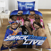 WWE - Raw Vs Smackdown Reversible Duvet (Single)