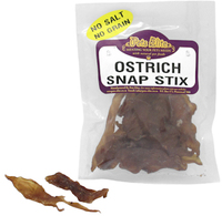 Pets Elite - Ostrich Snap Stix Treat (40g) - Cover