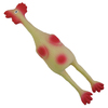 MCP - Squeaky Latex Chicken Toy - Jumbo