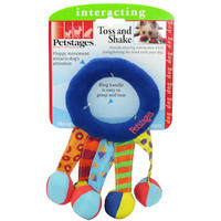 Petstages - Toss and Shake Toy