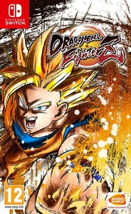 Dragon Ball FighterZ (Nintendo Switch) - Cover