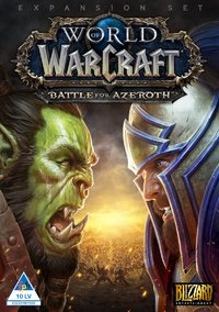 World of Warcraft: Battle for Azeroth (PC) - Cover