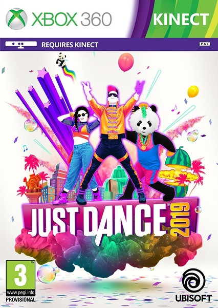 Just Dance 2019 Xbox 360 Oyun İndir [Google Drive] [FULL-ISO] [Kinect-Region Free]
