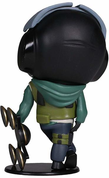 Tom Clancy's Rainbow Six Collection - Jager (Figurine) (Series 2)