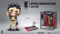 Tom Clancy's Rainbow Six Collection - Valkyrie (Figurine) (Series 2)