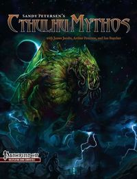 Sandy Petersen's Cthulhu Mythos (Role Playing Game) - Cover