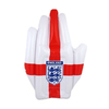 England - Team Crest & St Georges Cross Inflatable Hand