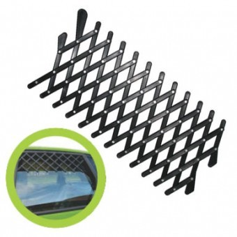 MCP - Car Window Barrier for Dogs (Black)