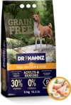 Dr Hahnz - Dry Dog Food Grain Free Range - Chicken & Egg (6kg)