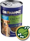 Dr Hahnz - Wet Dog Food Signature Range Can - Chicken Pasta & Veg (415g)