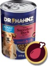 Dr Hahnz - Wet Dog Food Signature Range Can - Duck (415g)