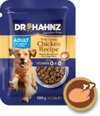 Dr Hahnz - Wet Dog Food Signature Range Pouch - Chicken (100g)