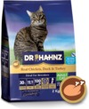 Dr Hahnz - Dry Cat Food Signature Range - Chicken, Duck & Turkey (2kg)