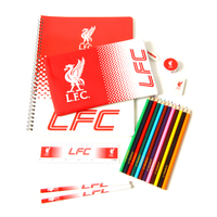 Liverpool - Club Crest Fade Design Ultimate Stationery Set - Cover
