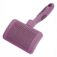 Rosewood - Self Cleaning Slicker Brush (Small)