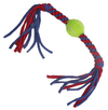 MCP - Cotton Bone & One Ball Rope Toy