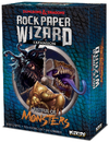 Dungeons & Dragons: Rock Paper Wizard - Fistful of Monsters Expansion (Board Game)