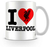 I Heart Liverpool Ceramic Mug