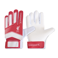 Liverpool - Club Crest Goalkeeper Gloves (Youth) - Cover