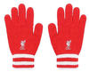 Liverpool - Knitted Gloves - Red Cover