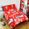 Liverpool - Patch Duvet Set (Double)