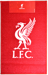 Liverpool - Printed Club Crest Rug