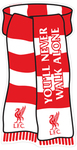 Liverpool - Club Crest Show Your Colours Sign Cover