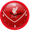 Liverpool - Club Crest Swoop Wall Clock