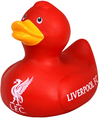 Liverpool - Club Crest Vinyl Bath Time Duck Cover