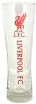 Liverpool - Wordmark Club Crest Peroni Pint Glass