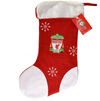 Liverpool - Christmas Applique Stocking Cover