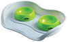 MCP - 470ml Dog Dinner Bowls and Tray (Blue)