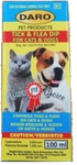 Daro - Cat and Dog Flea and Tick Dip (100ml)