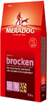 MeraDog - Brocken Dry Dog Food - Regular Activity (12.5kg)