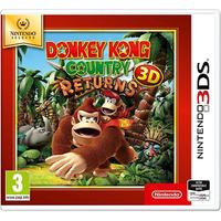 Donkey Kong Country Returns 3D - Nintendo Selects (3DS)