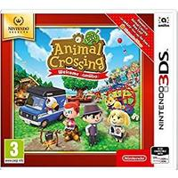 Animal Crossing: New Leaf - Welcome Amiibo - Nintendo Selects (3DS)
