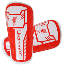 Liverpool - Club Crest Slip In Shinguards - Youth (X-Small) - Cover