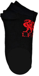 Liverpool - Club Crest Trainer Socks (Size 6-11)
