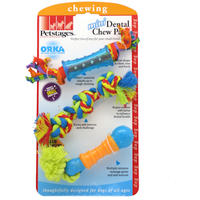 Petstages - Orka Mini Dental Chew Pack Toy