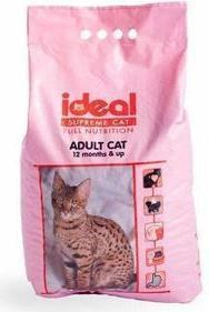 Ideal - Dry Cat Food (5kg) - Cover