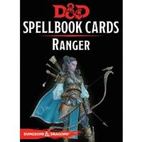 Dungeons & Dragons - Spellbook Cards - Ranger (Role Playing Game)