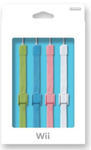 Nintendo Wii Remote Strap (Pack of 4)