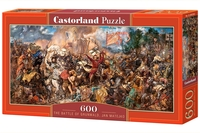 Castorland - Battle of Grunwald Puzzle (600 Pieces) - Cover