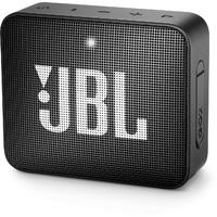 JBL GO 2 3 watt Wireless Portable Speaker - Black
