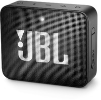JBL GO 2 3 watt Wireless Portable Speaker - Black - Cover
