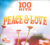 Various Artists - 100 Hits: Peace & Love (CD)