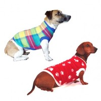MCP - Polar Fleece Dog Jersey - Assorted (Size: 4) - Cover