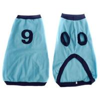 MCP - Sporty Dog Jersey - Turquoise (Size: 5L)