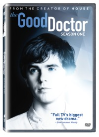 The Good Doctor - Season 1 (DVD) - Cover